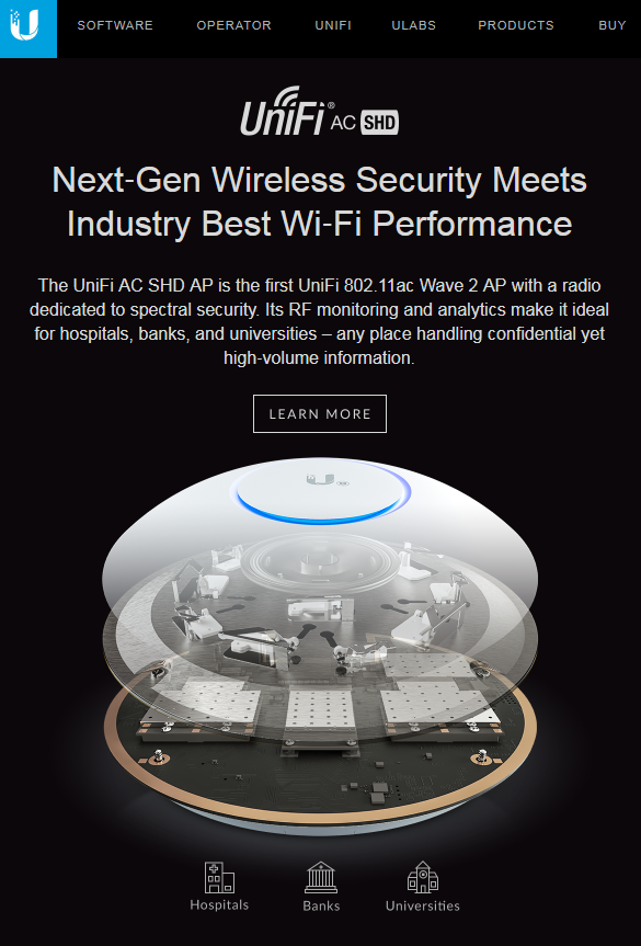 2017-09-07 21-07-40 New UniFi AC SHD AP Featuring a Spectral Security Radio.png