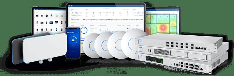 WiFi высокой плотности UniFi 2020