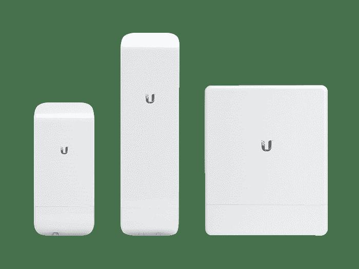 Создание линков точка-многоточка на оборудовании Ubiquiti Networks.
