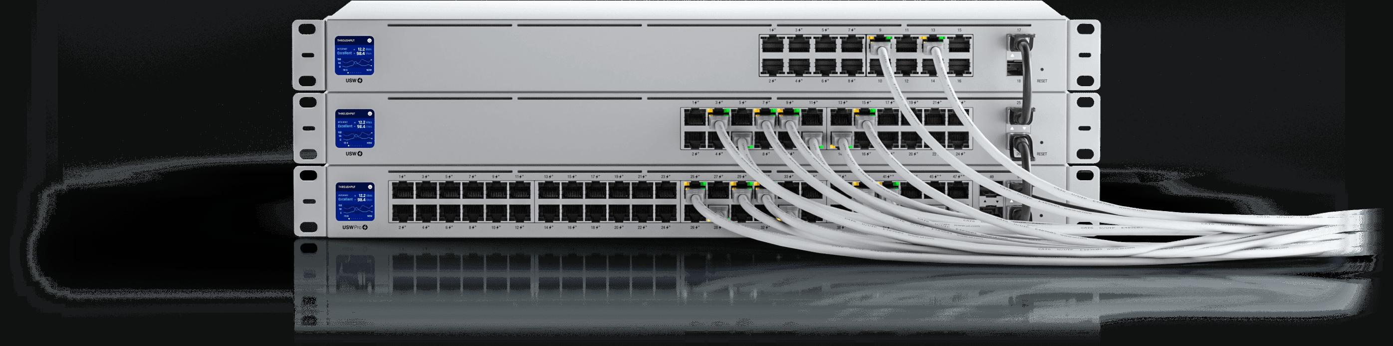 Обзор UniFi Switch GEN2. Новое поколение