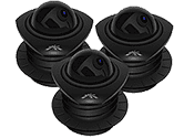 AirCam Dome 3-pack