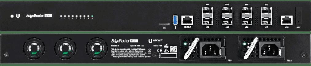 EdgeRouter - производительный роутер