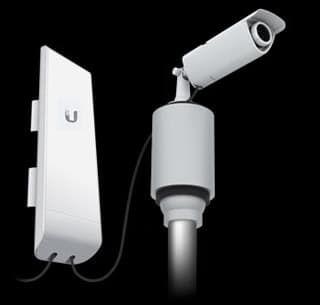 NanoStationM5 с камерой