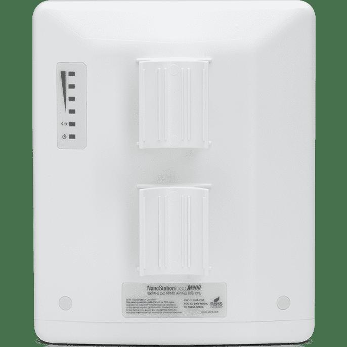 Всепогодная точка доступа WiFi Ubiquiti NanoStation Loco M900 вид порта