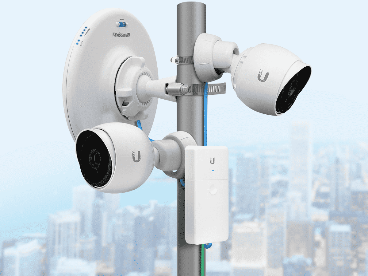 unifi Video Camera G3 AF внешний вид