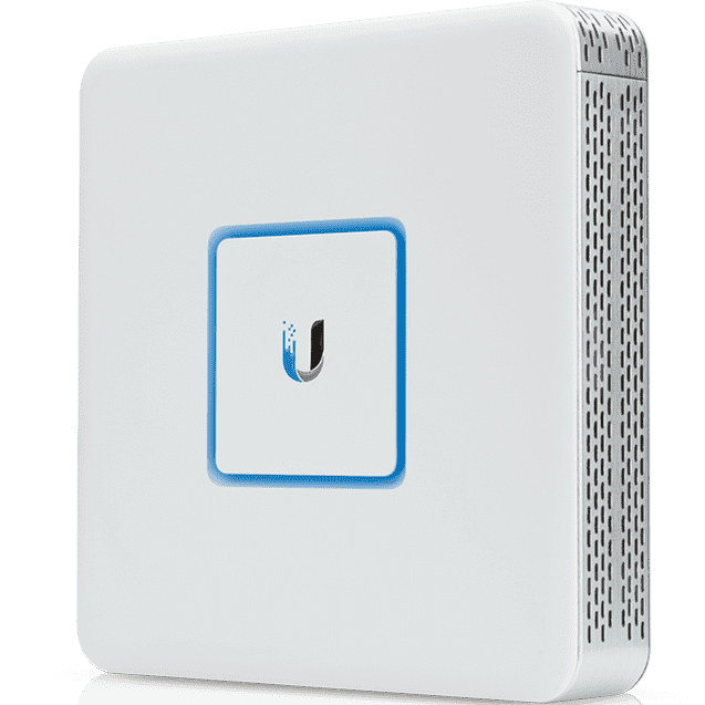 unifi Security Gateway внешний вид