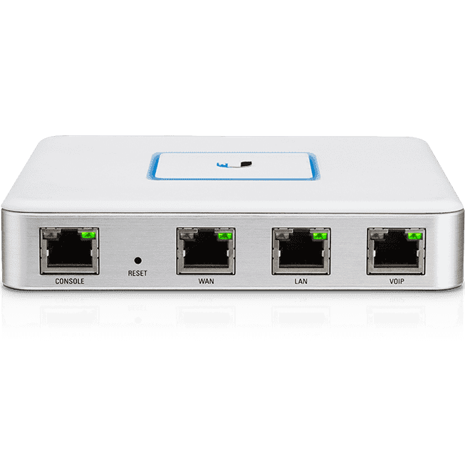 Маршрутизатор Ubiquiti UniFi Security Gateway