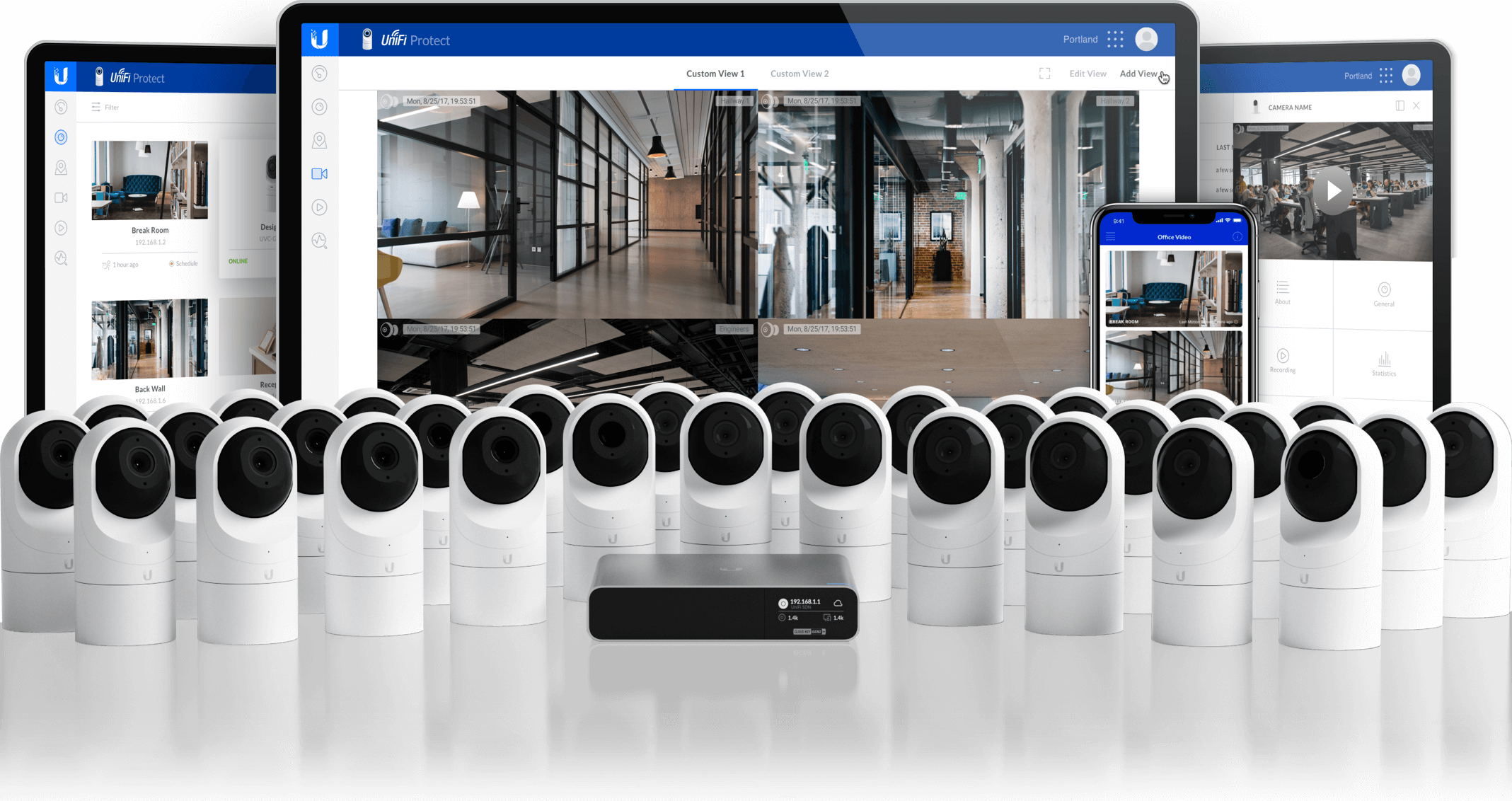 Ubiquiti Surveillance. UniFi Protect. Смена поколений.