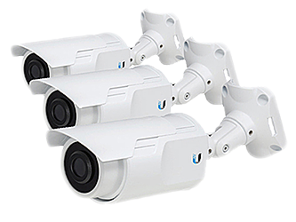 Уличная IP-камера Ubiquiti UniFi Video Camera 3-pack