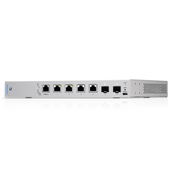 Коммутатор Ubiquiti UniFi Switch XG-6POE