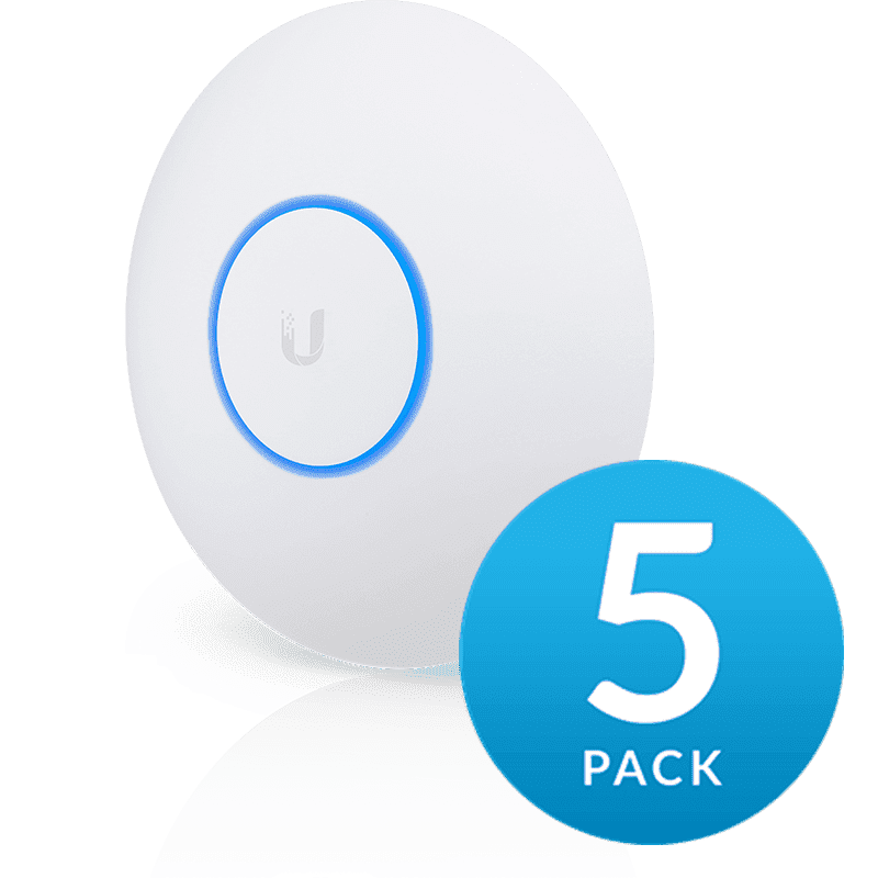 Точка доступа UniFi UniFi AP AC HD 5-pack
