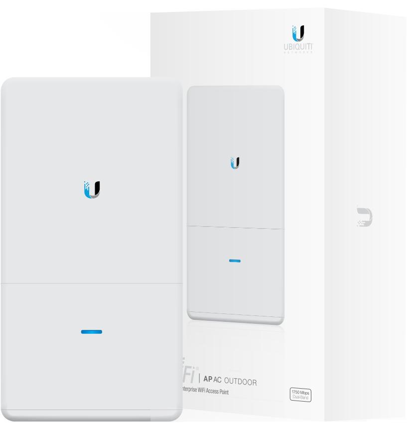 Точка доступа Ubiquiti UniFi AP-Outdoor AC крепление