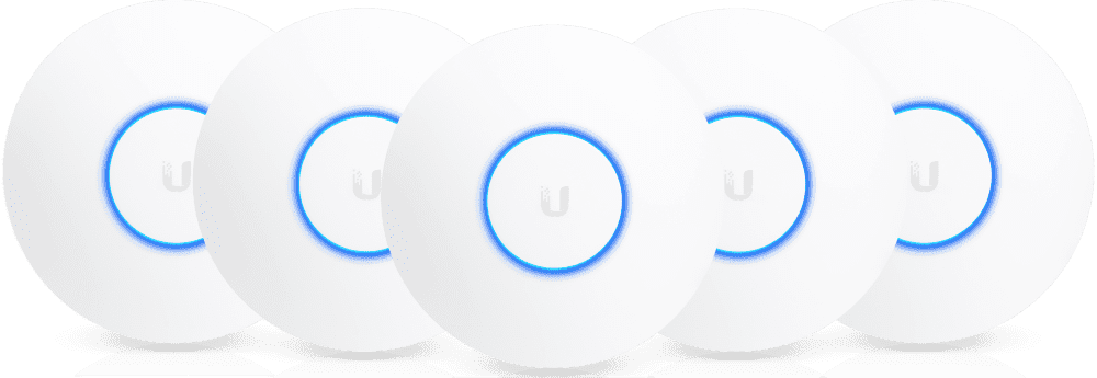 Точка доступа Ubiquiti UniFi AP NanoHD 5 pack