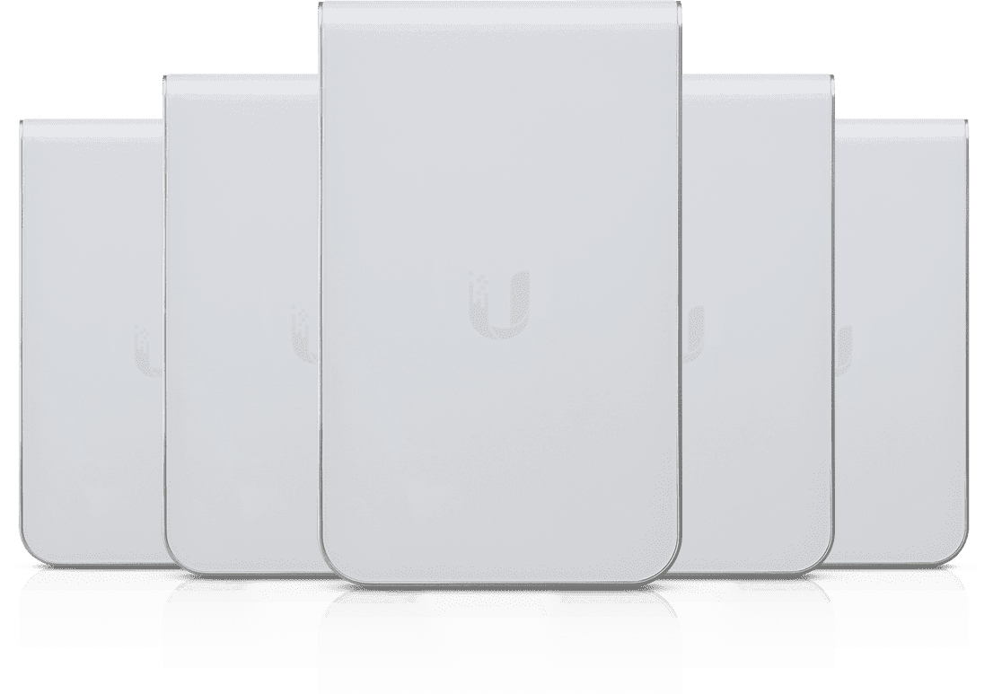 UniFi AP AC In-Wall 5 Pro Pack