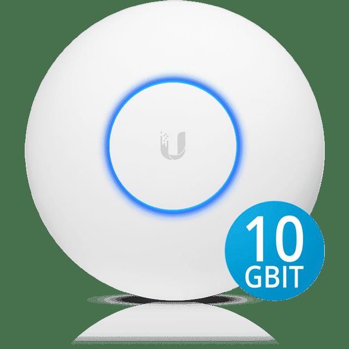 Точка доступа Ubiquiti UniFi AC PRO AP разъемы