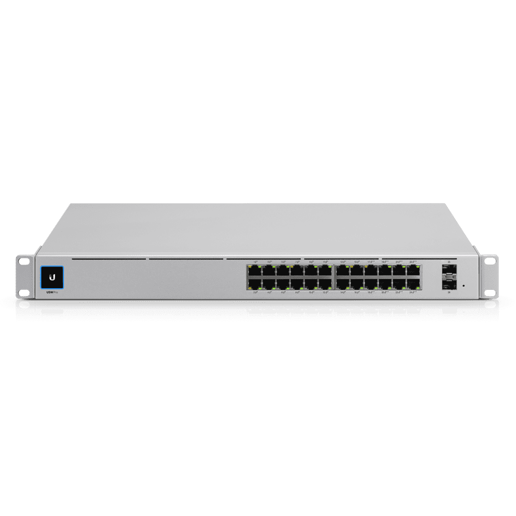Коммутатор UniFi Switch Pro 24 PoE