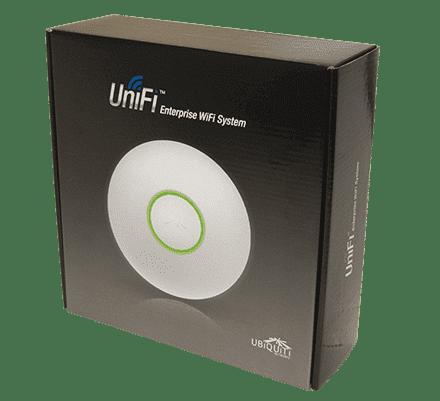 Точка доступа Ubiquiti UniFi LR (UAP-LR) упаковка