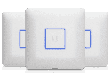 Точка доступа Ubiquiti UniFi AP (UAP) 3-pack