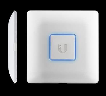 Точка доступа Ubiquiti UniFi AP AC (UAP-AC) зона покрытия